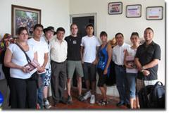 Sensibilisation à la culture entrepreneuriale pour les jeunes autochtones