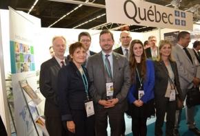 23 québécois aux Salons internationaux Pollutec et Energaïa en France